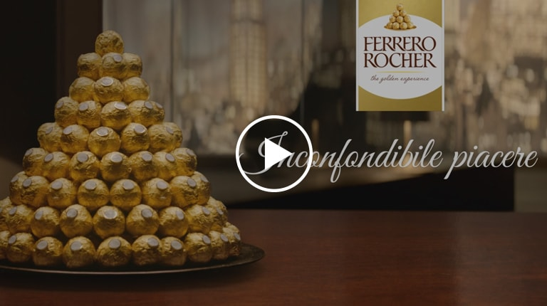 Ferrero Rocher Sharing